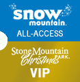 Snow All Access + Christmas VIP